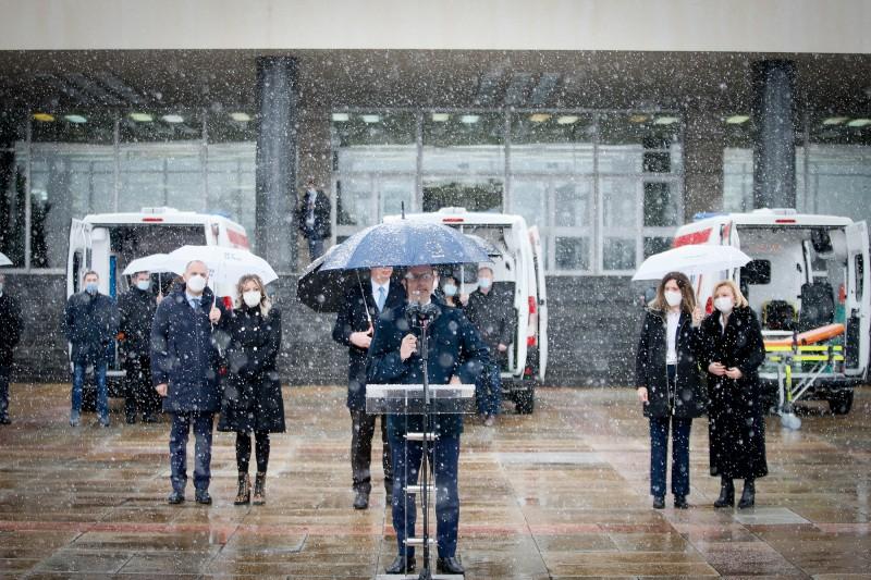 Nova pomoć Evropske unije zdravstvenim centrima južne Srbije
