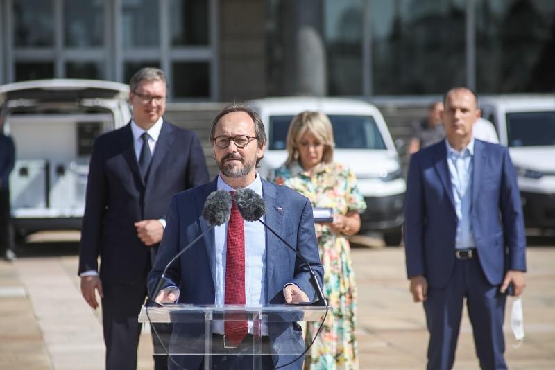 Vakcine brzo u svakom delu Srbije uz EU podršku